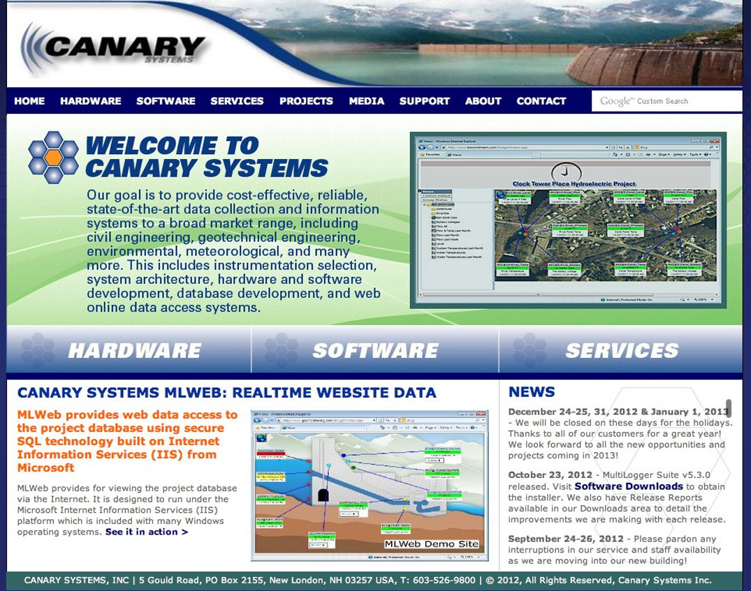 Canary Systems
