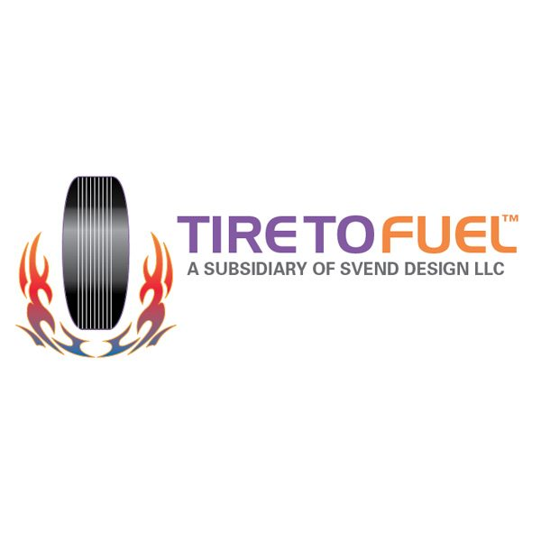 Tire To Fuel Logo