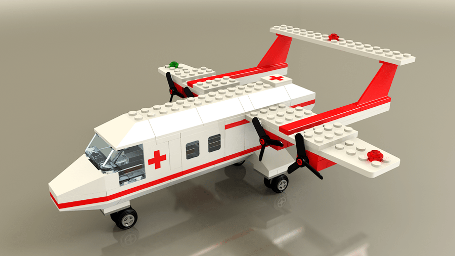 LEGO_6356_Rescue_Plane_by_zpaolo