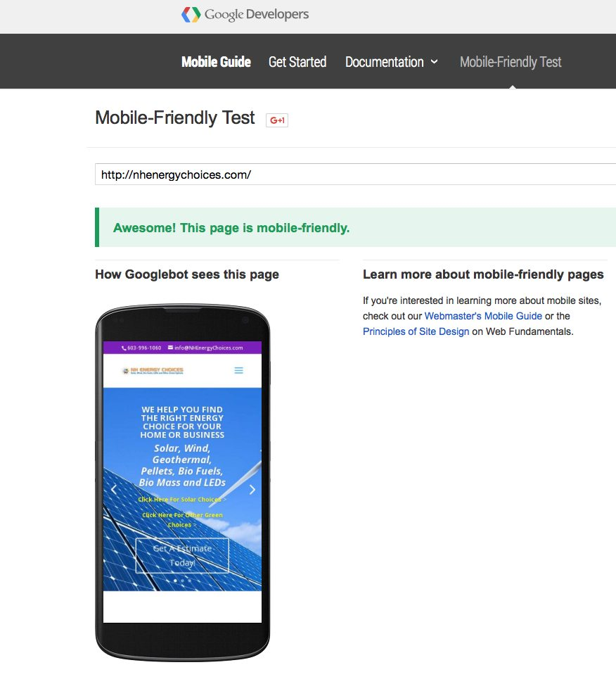 Svend design mobile friendly websites welcome to svend for First choice mobile site