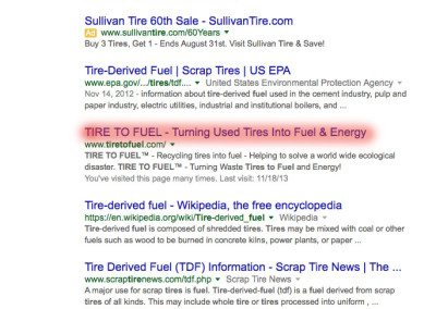 tire-to-fuel-ranking-google