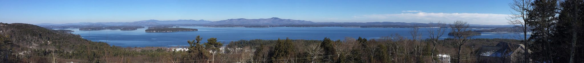 Lake Winnipesaukee Ice In